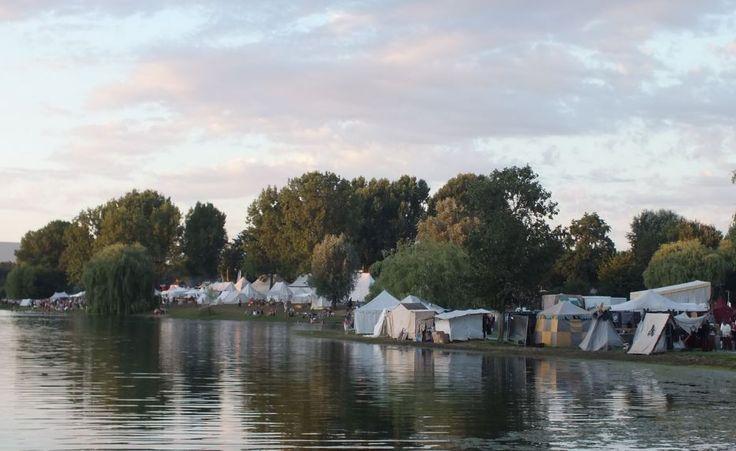 Zelte am See, MPS Köln
