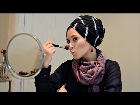Dina tokio Turban style