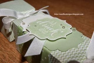 Omellie's Designs: Anleitung Knallbonbon mit dem Envelope Punch Board