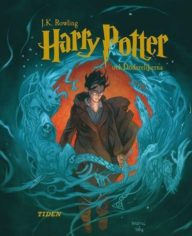 Harry Potter och dödsrelikerna –     J K Rowling – Bok | Akademibokhandeln