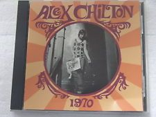 ALEX CHILTON - 1970  Big Star  Box Tops  Early Alternative Psych Country Pop  NM