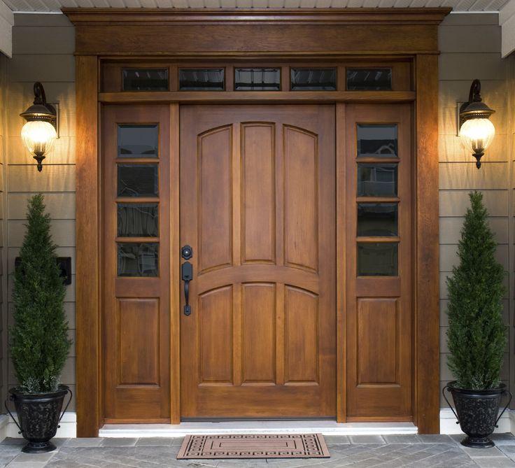 20 beautiful front door design ideas