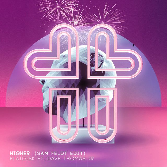 """Higher - Sam Feldt Edit"" by Flatdisk Dave Thomas Jr Sam Feldt was added to my Discover Weekly playlist on Spotify"