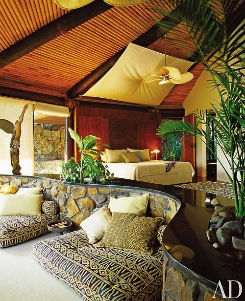 An Exotic Touch To The Bedroom: 1000+ Images About Tropical Chic On Pinterest