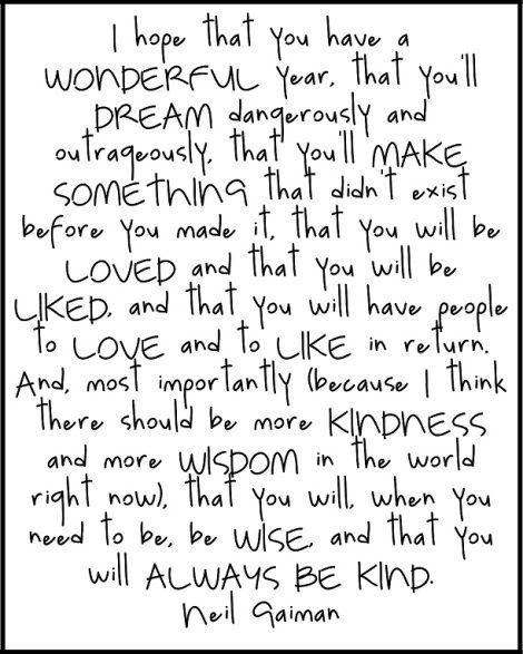 Neil Gaiman New Year Quotes: Best 25+ Neil Gaiman Quotes Ideas On Pinterest