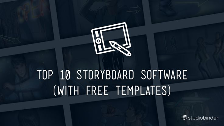 Storyboards raise the visual bar. Projects that include a storyboard are more likely to side-step the blunders that can result from miscommunication during production.