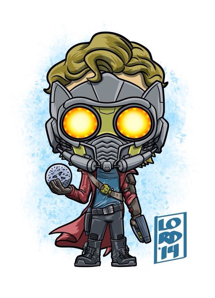 Star Lord by Lord Mesa