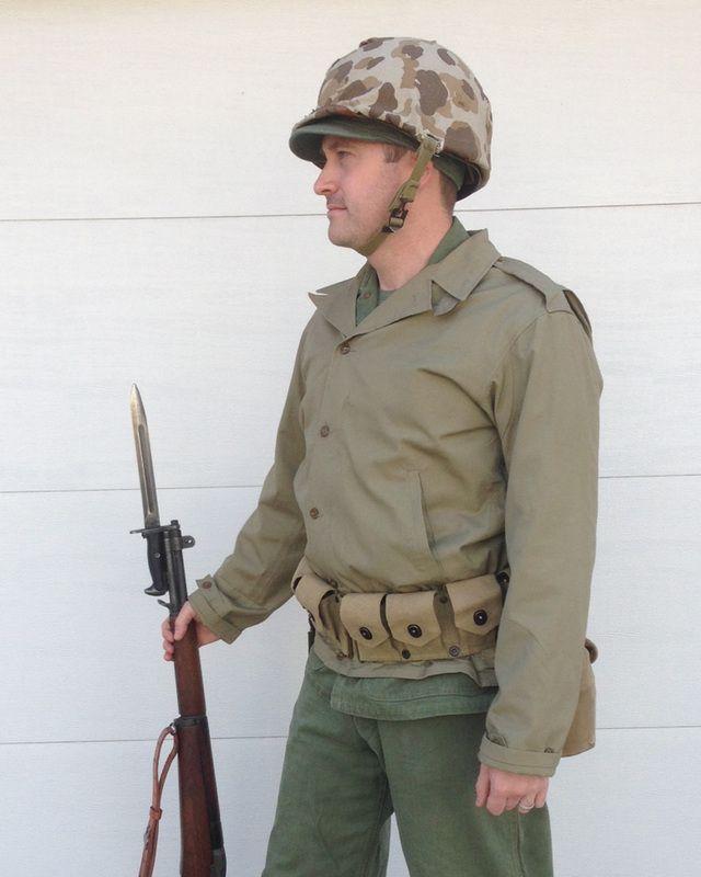 2 guys in uniform