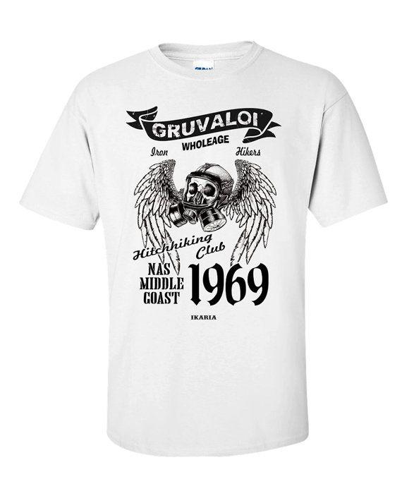 Ikaria T-Shirt Ikaros Gruvaloi Nas Beach River by 969Tshirts