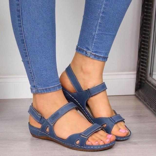 Casual Open Toe Non-slip Office Sandals