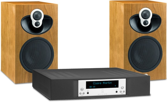 Majik System by linn. Digital streaming high end music system made in glasgow scotland. Majik DSM