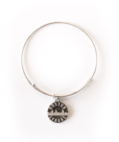 Limited Edition Boston Strong Bracelet- looks just like Alex & Ani! 100% of profits go to The One Fund. Will have to add this to my collection :)