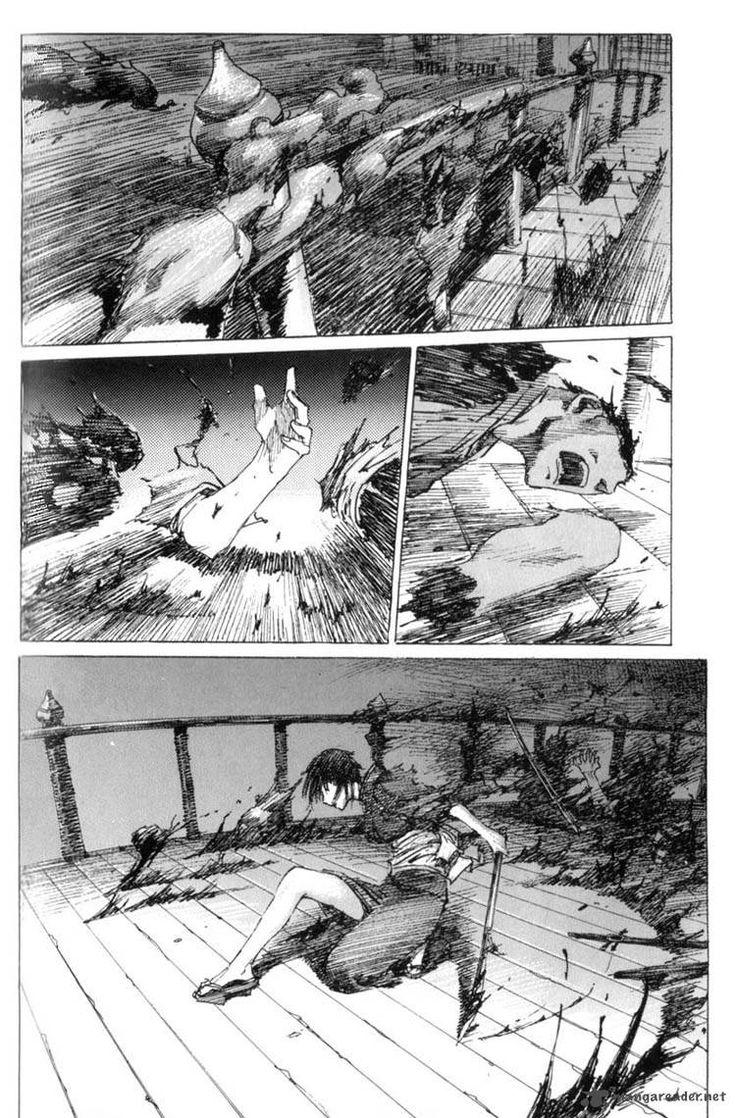 Hiroaki Samura - Blade of the immortal