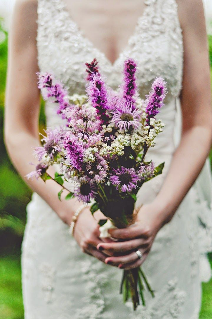 Bridal Bouquets Diy : Best images about your diy wildflower wedding on