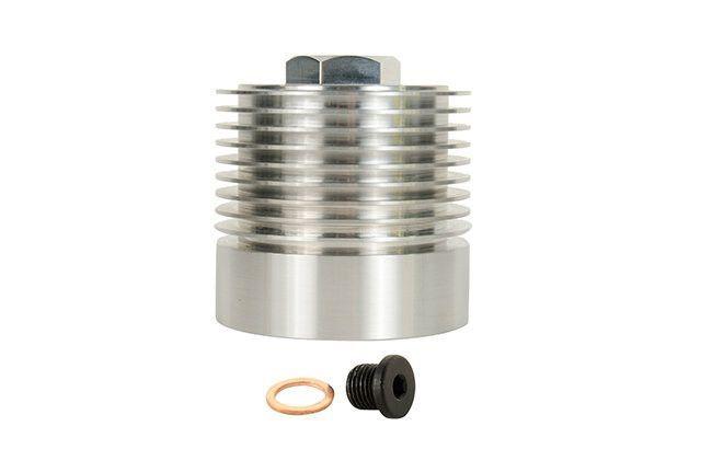Cool Flow Aluminum Oil Filter Housing- 2.0T FSI and 2.5L