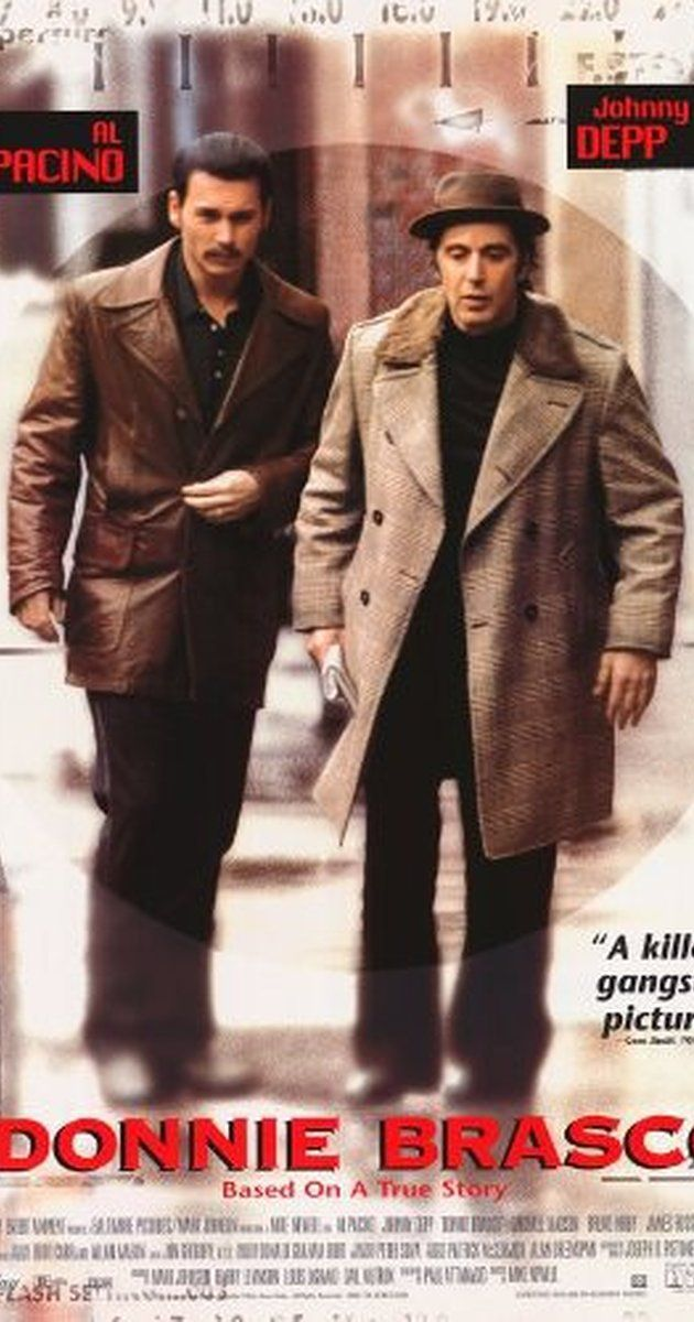 Donnie Brasco (1997) - IMDb
