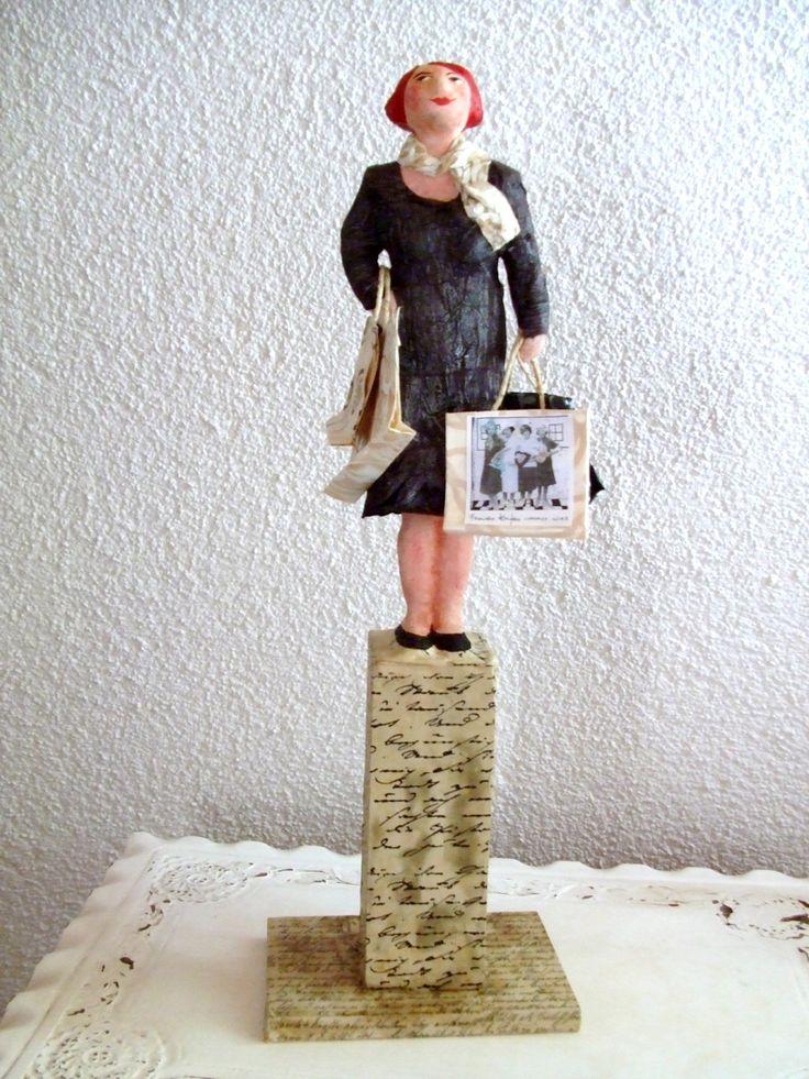 pappmache skulptur pappmach pinterest pappmache skulptur und pappmach. Black Bedroom Furniture Sets. Home Design Ideas