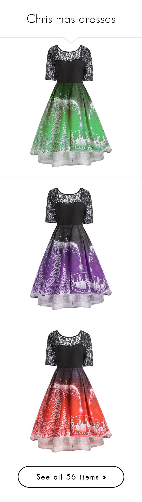 """""""Christmas dresses"""" by paculi ❤ liked on Polyvore featuring dresses, women plus size dresses, green cocktail dress, cocktail party dress, party dresses, plus size dresses, plus size purple dress, plus size party dresses, vintage cocktail dresses and christmas party dresses"""