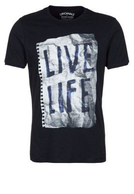 NEW ECIP - T-shirts print - sort
