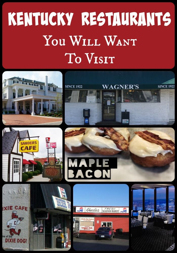 Are you planning a visit to Kentucky? Or maybe you are a Kentucky resident looking for a new place for dinner. We have the ultimate list for you! There are so many delicious restaurants in Kentucky...