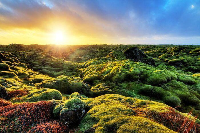IJsland Eldhraun