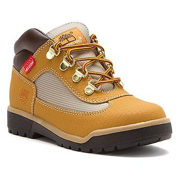 He's ready for work and play with Timberland Field Boot Scuff Proof Boot found at #OnlineShoes. School just got a littler cooler. #cubaDiverLife