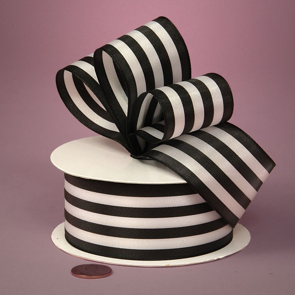 Candy Stripe Ribbon 10 yds for $3.84 at papermart.com