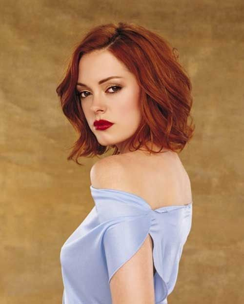 20 Red Bobs Hairstyles | Bob Hairstyles 2015 - Short Hairstyles for Women