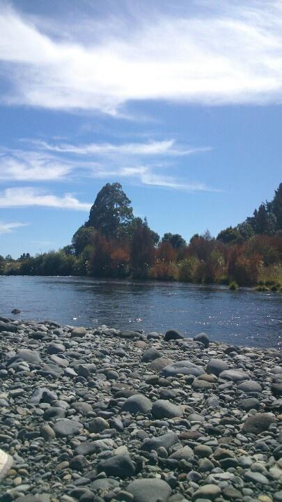 Tongariro River, Turangi