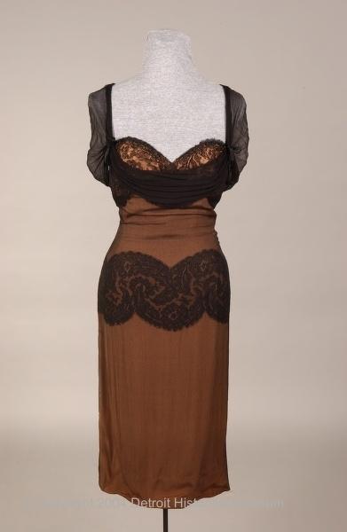 Dress, Howard Greer, 1950-1957.