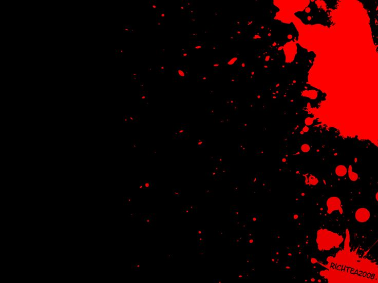 Movie blood splatter : November in new york movie