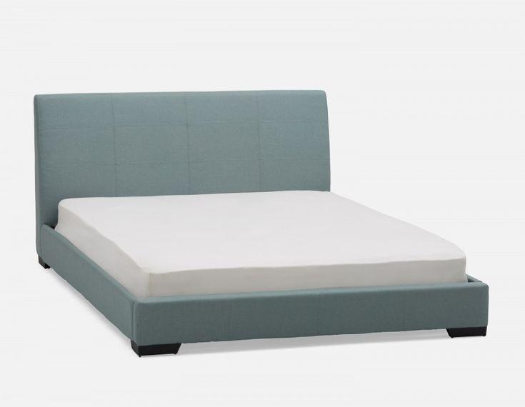 DENICE - Queen Size Bed - Green