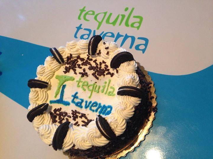 Tequila Taverna cake