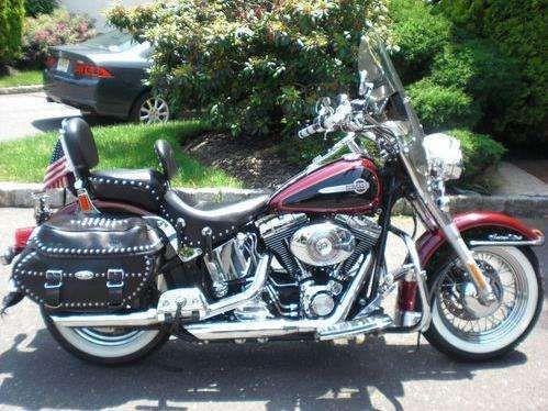 Harley-Davidson Heritage Classic | harley davidson softail heritage classic york harley davidson heritage ... #harleydavidsonsoftailheritage