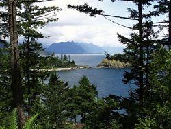 Bowen Island BC.  Peace.
