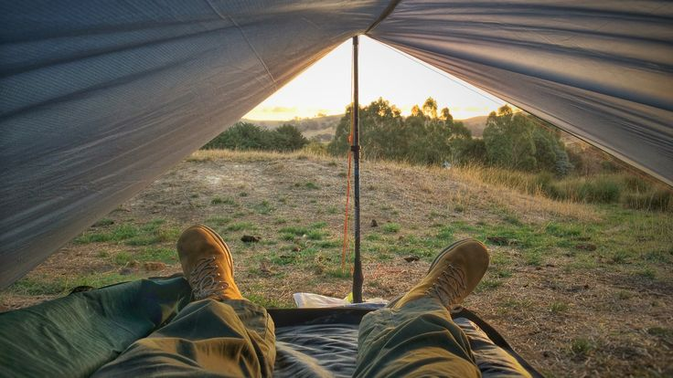 Autumn Fly camping with mates in Yea. Jbvbeek.2015