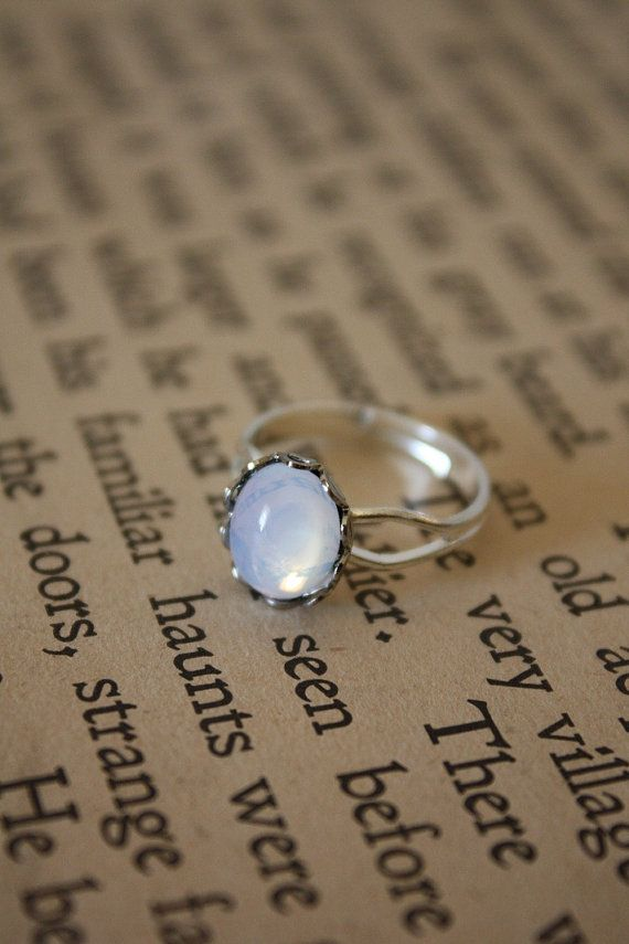 Moonstone Ring LOOOVE this one