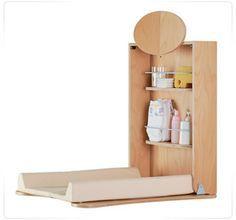 Foppapedretti Furniture - UK Customer Stockist  fold down changing table