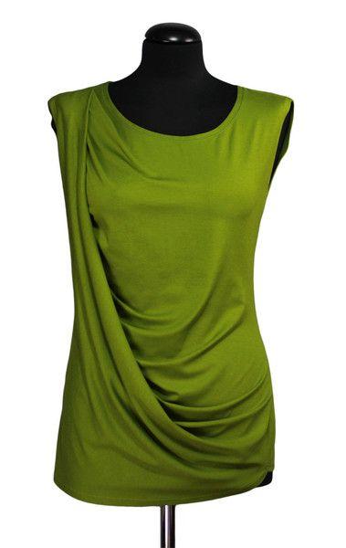 Oberteile & Jacken - Schnittmuster: Shirt Pantin (01-228) - ein Designerstück von schnittquelle bei DaWanda
