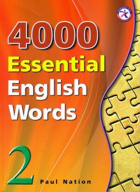 la faculté: 4000 Essential English Words 2 ( PDF + AUDIO )