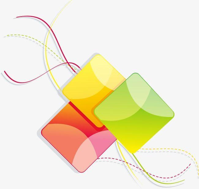 خطوط تجريدية هندسية مربعات ملونة خلاصة مشرق هندسة Png وملف Psd للتحميل مجانا Abstract Lines Abstract Geometric