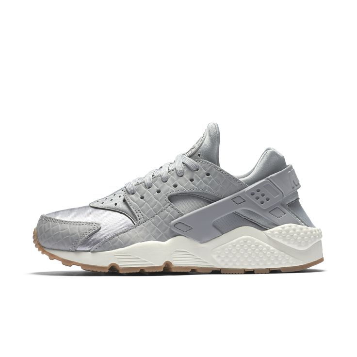 free shipping 2c855 81c34 ... Nike Air Huarache Premium Womens Shoe Size 11.5 (Grey) - Clearance Sale  . ...