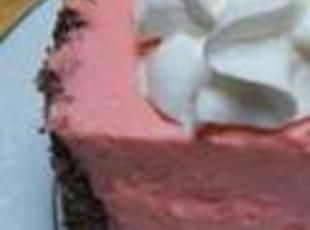 1950s Pink Jello Cheesecake - my friend's mom made this all the time - in the late 60's