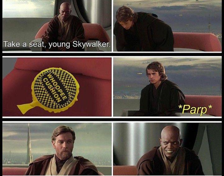 Starwars Starwarsmemes Prequelmemes Memes Palpatine Funny