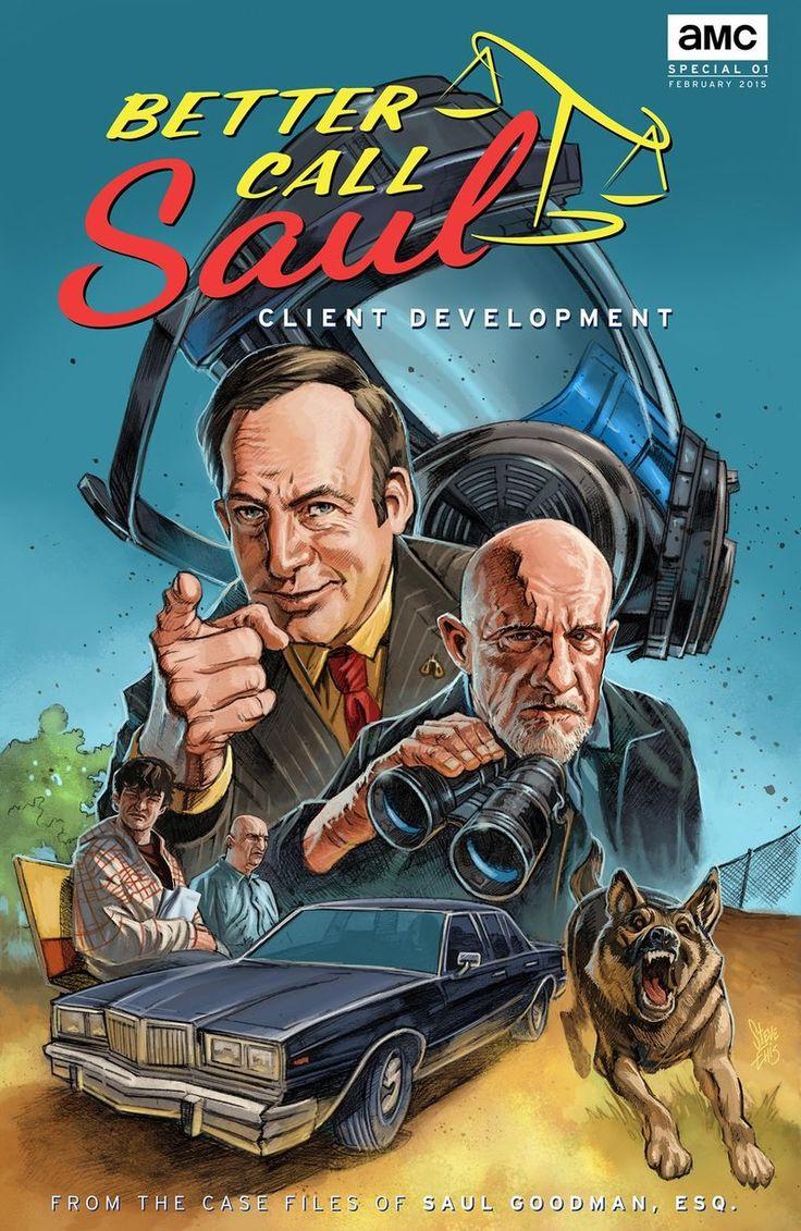 Breaking News - Better Call Saul Comic Online ( Breaking Bad Vorgeschichte ) Atomlabor Wuppertal Blog