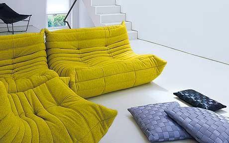 17 meilleures images propos de sofa3 ligne roset togo lookbook. Black Bedroom Furniture Sets. Home Design Ideas