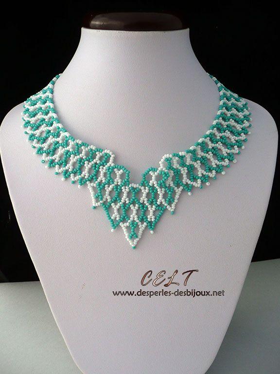 Des perles des bijoux :: Boucles d'oreilles Bracelets Colliers Les bijoux de Mme :: Travaux de Février Mars