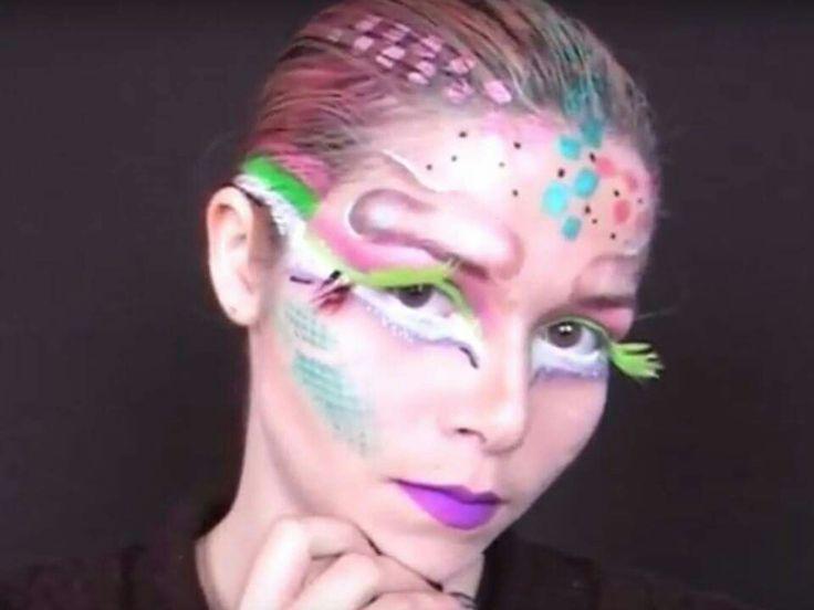 Maquillaje fantasías