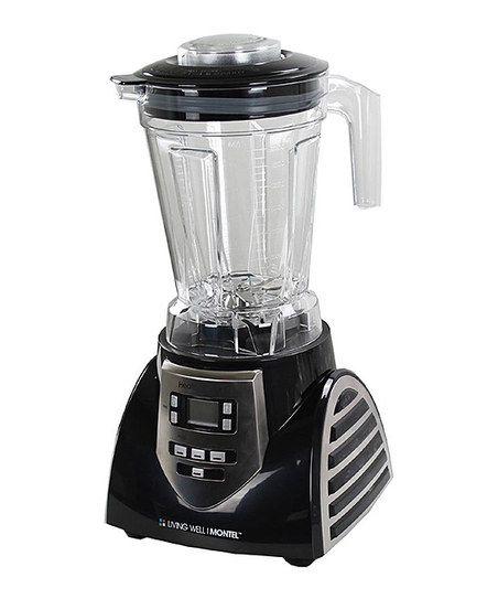 Montel Williams HealthMaster Elite Blender & Food Processor | zulily