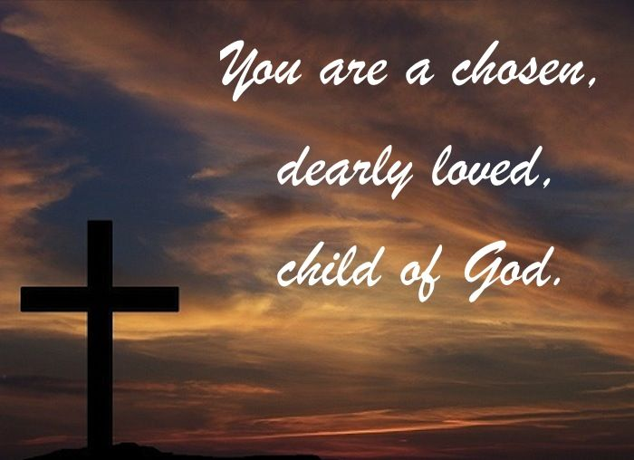 You Are A Child Of God Quote